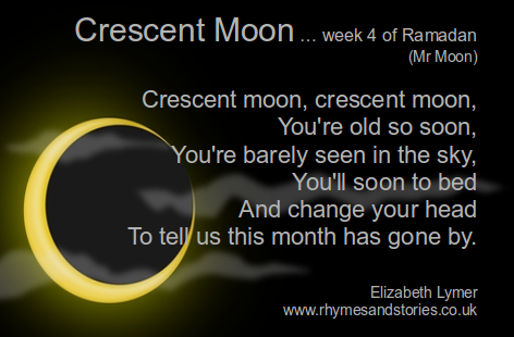 Week 4 Crescent Moon