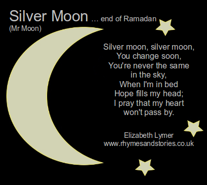Week End of Ramadan Silver moon Revised