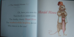 RSRD Rhymes The Masjid Mouse