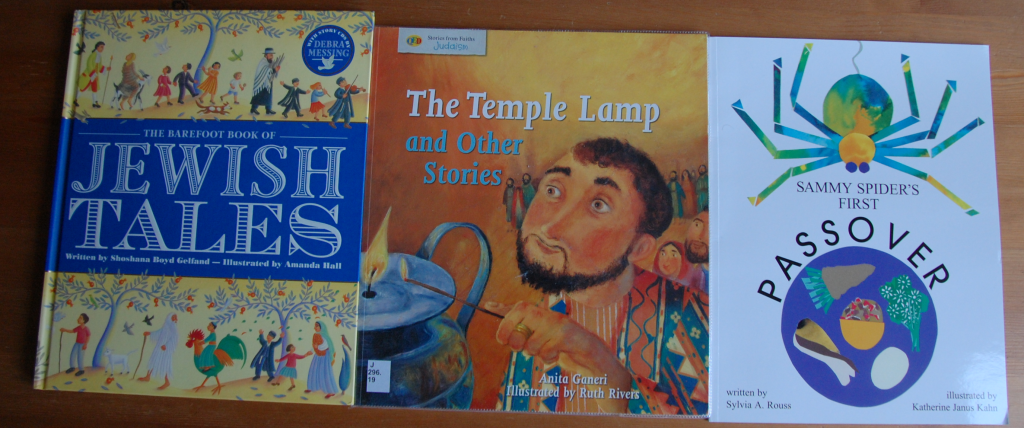 Passover Three Books