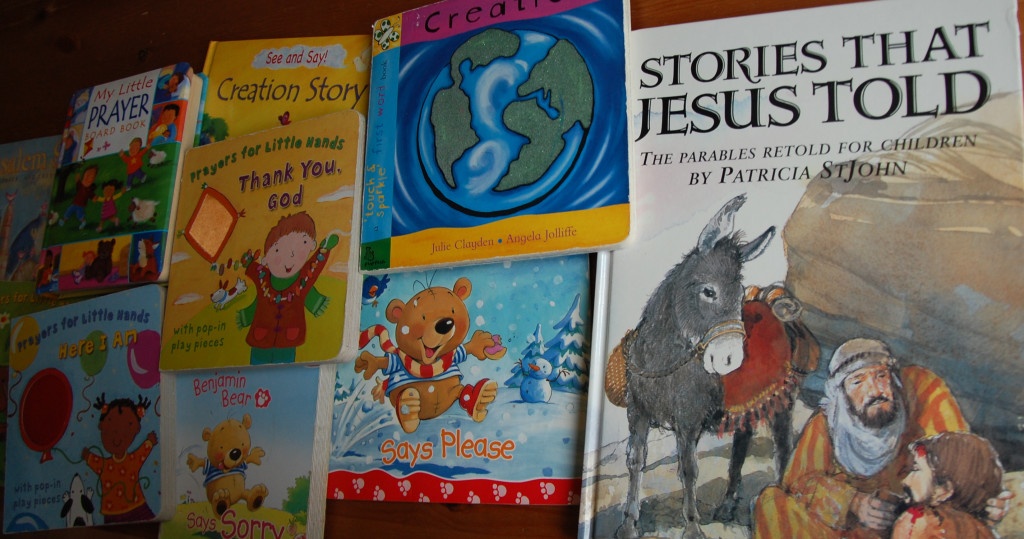 Stories Jesus Told header