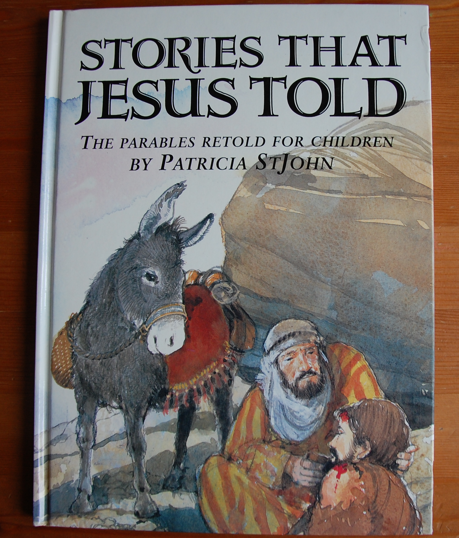 Stories That Jesus Told COVER