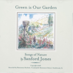 Green is Our Garden Songs of Nature CD cover