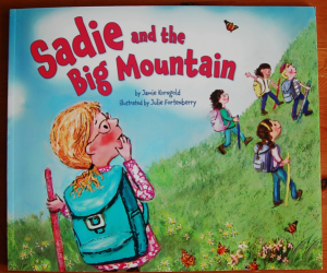 Sadie and the Big Mountain cover