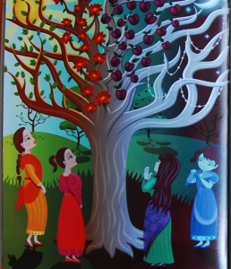 Buddha at Bedtime The Princesses and the Kingshuk Tree