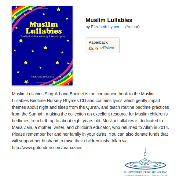 Mindworks Publishing Muslim Lullabies