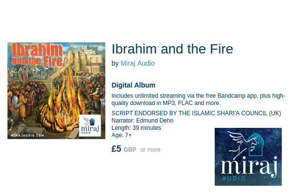 Miraj Audio Ibrahim and the Fire