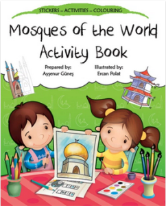 Mosques of the World Activity Book cover