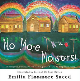 No More Monsters cover