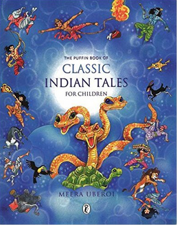 Puffin Classic Indian Tales for Children Hindu Cover