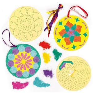 Rangoli art kit