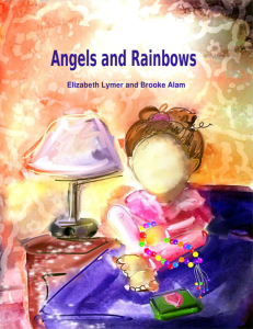 Angels and Rainbow ANEESA Books FRONT cover image